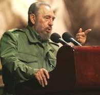 Al compañero Fidel, al siempre Comandante en Jefe